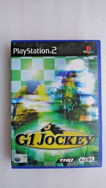 GI Jockey (Sony PlayStation 2, 2002)
